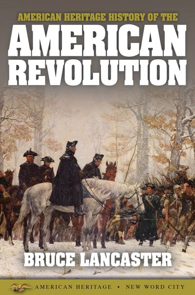 Buy American Heritage History of the American Revolution at Amazon