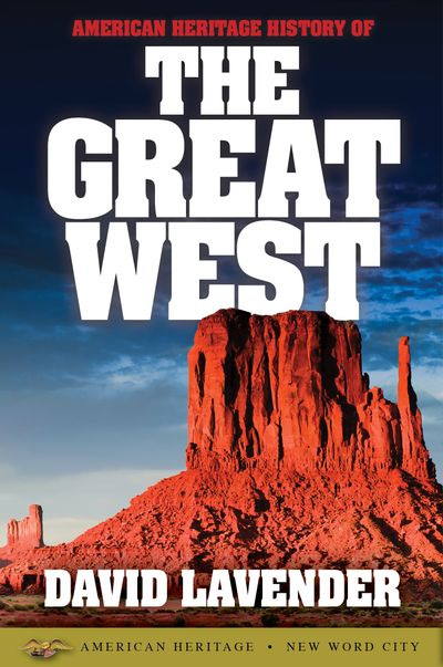 Buy American Heritage History of the Great West at Amazon