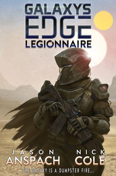 Buy Legionnaire at Amazon