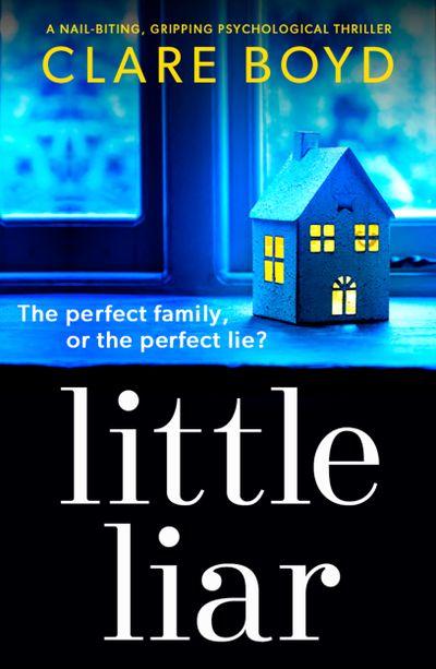 Buy Little Liar at Amazon