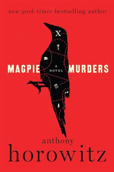 Buy Magpie Murders at Amazon