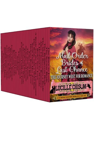 Buy Mail Order Brides of Last Chance: The Journey West for Romance ( 34-Book Western Romance Box Set) at Amazon