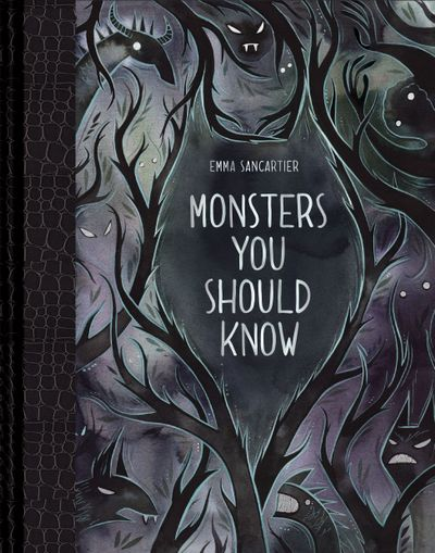 Buy Monsters You Should Know at Amazon