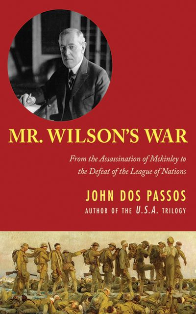 Buy Mr. Wilson's War at Amazon