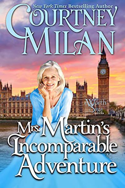 Buy Mrs. Martin's Incomparable Adventure at Amazon