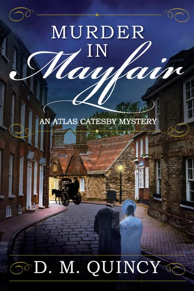 Buy Murder in Mayfair at Amazon