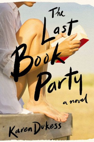 Buy The Last Book Party at Amazon