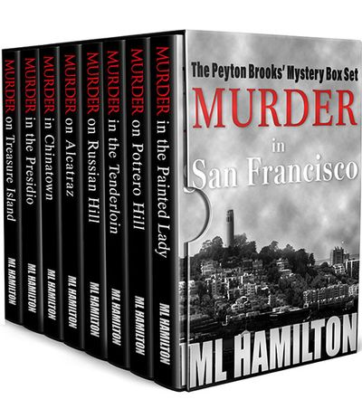 Buy The Peyton Brooks' Mysteries Box Set at Amazon