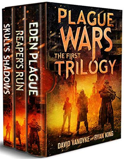 Buy Plague Wars at Amazon