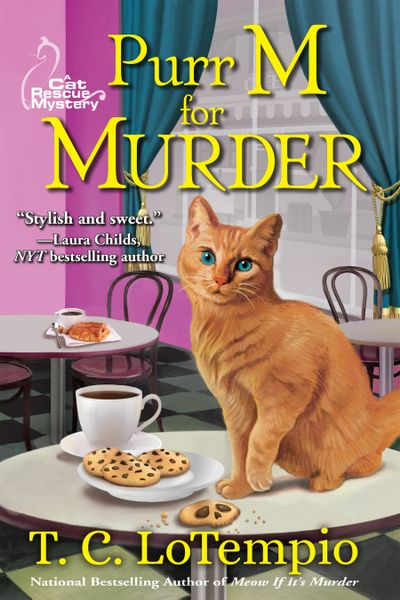 Buy Purr M for Murder at Amazon