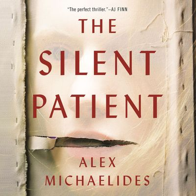 Buy The Silent Patient at Amazon