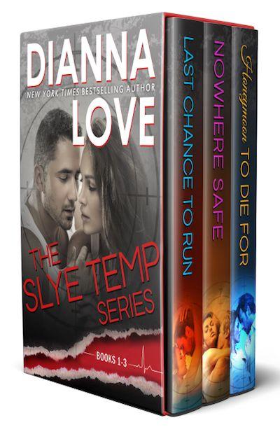 Buy Slye Temp romantic suspense series Box Set: Slye Temp Books 1-3 at Amazon