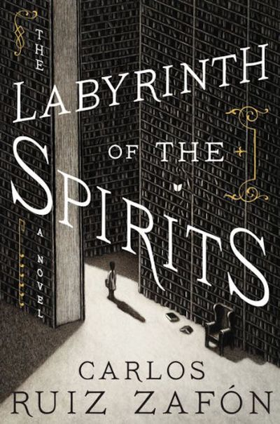 Buy The Labyrinth of the Spirits at Amazon