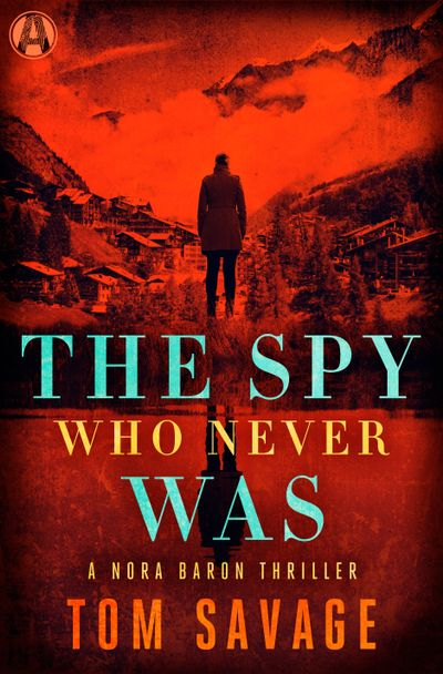 Buy The Spy Who Never Was at Amazon