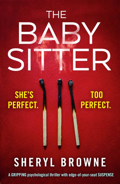 Buy The Babysitter at Amazon