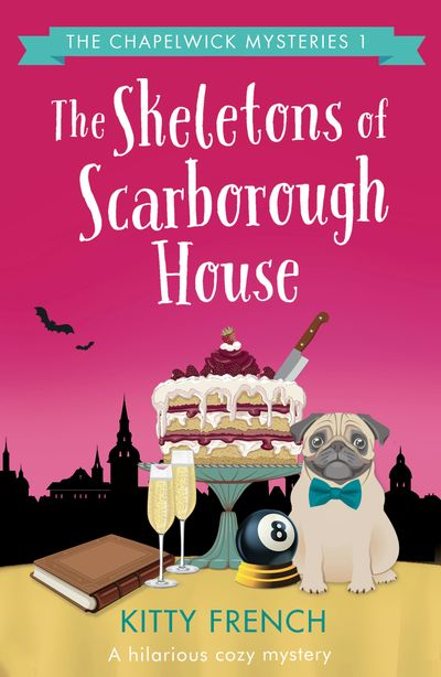 Buy The Skeletons of Scarborough House at Amazon