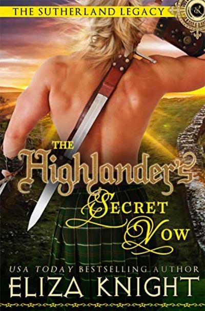 Buy The Highlander's Secret Vow at Amazon