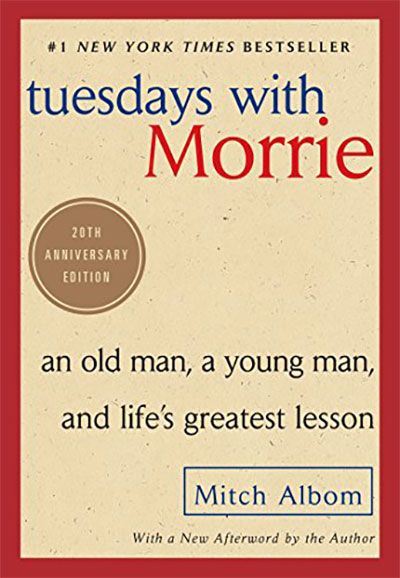 Buy Tuesdays with Morrie at Amazon