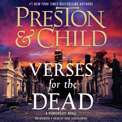Buy Verses for the Dead at Amazon