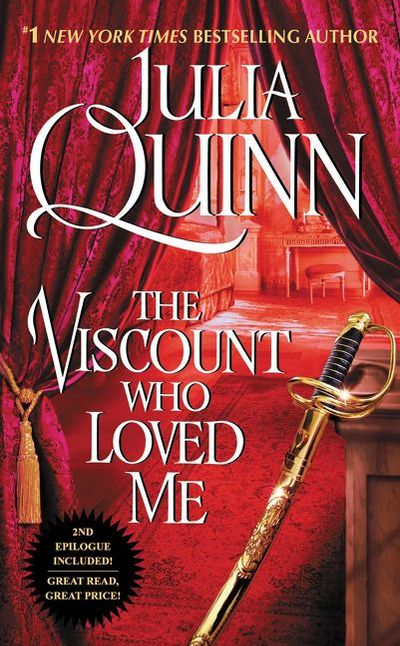 Buy The Viscount Who Loved Me at Amazon
