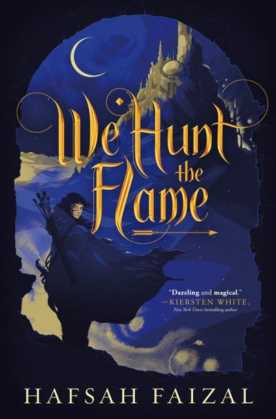Buy We Hunt the Flame at Amazon